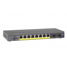 Netgear GS110TP 8-Port ProSafe Gigabit PoE Manage Switch