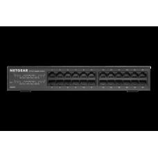 Netgear GS324 24-Port Gigabit Rackmount Switch
