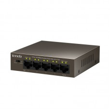 Tenda TEF1105P 5-Port with 4-Port PoE Switch