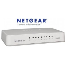 Netgear FS208 8-Port Desktop Switch