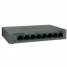 Netgear-GS308 8-Port Gigabit Desktop Switch
