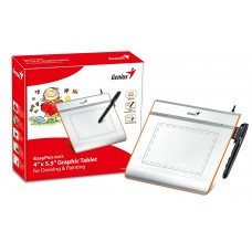 "Genius EasyPen i405X (4""x5.5"") Graphic Tablet with USB Interface"