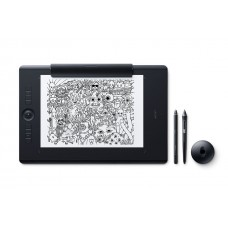 Wacom PTH-860/K1-CX Intuos Pro Large Paper Edition Dimensions 42.6 x 28.4 x 0.8 cm Pen Graphics Tablet