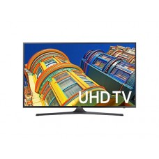 Samsung UN40KU6300 40-Inch 4K Ultra HD Smart LED TV