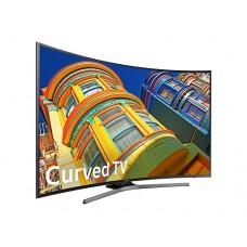 "Samsung 55"" Class KU6500 Curved 4K UHD TV"