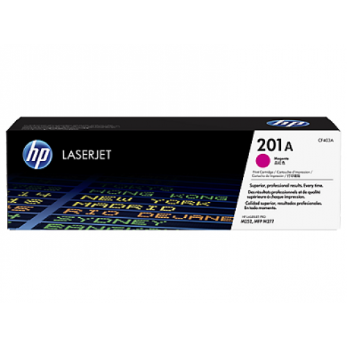 HP 201A Magenta Original LaserJet Toner Cartridge (For CLJ 252N)