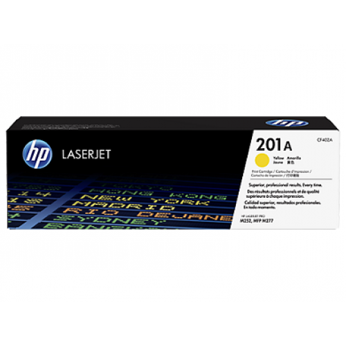 HP 201A Yellow Original LaserJet Toner Cartridge
