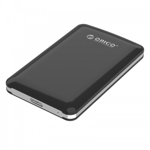 ORICO 2.5 inch External Hard Drive Enclosure with USB3.0 for 7/9.5 mm SATA3.0 HDD/SSD (2579S3)
