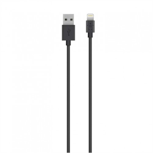 Belkin F8J023bt2M-BLK MIXIT↑™ Lightning to USB ChargeSync Cable for iPhone