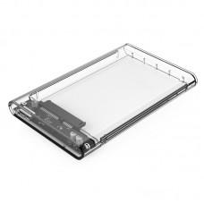 ORICO 2139U3 2.5 inch Transparent USB 3.0 Hard Drive Enclosure