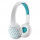 Rapoo S100 Foldable Bluetooth Headset-Black
