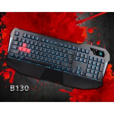 A4Tech B130 Turbo Illuminating Gaming Keyboard