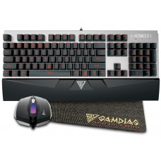 Gamdias HERMES E1 Combo + NYX E1 Gaming keyboard With Mouse