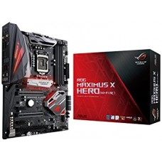 Asus Rog Maximus X Hero WI-FI AC 8th Gen ATX Motherboard