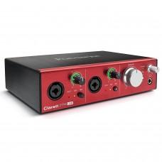 Focusrite Clarett 2Pre USB 10-In, 4-Out Audio Interface