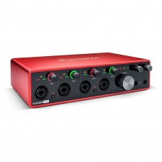 Focusrite Scarlett 18i8 3rd Gen USB Audio Interface