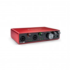 Focusrite Scarlett 8i6 3rd Gen USB Audio Interface