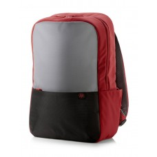 HP 15.6 Duotone Red Backpack