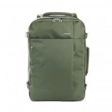 """Tucano Tugo BKTUG-L-V 17.3"""" Cabin Luggage Travel or Laptop Large Backpack Green"""