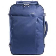 "Tucano Tugo BKTUG-L-B 17.3"" Cabin Luggage Travel or Laptop Large Backpack Blue"