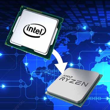 Intel Might Buy AMD if Necessary