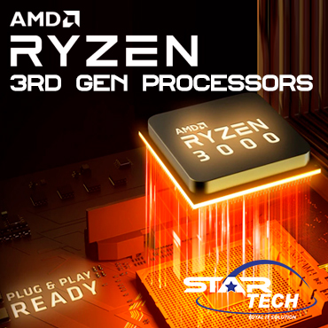 The Next Gen RYZEN 3000 Processor Series Released With Very Affordable Pricing