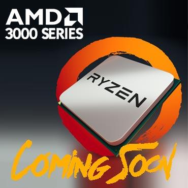 AMD Ryzen 3000 Series CPUs Coming Soon in the Market
