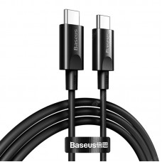 Baseus Xiaobai Series Fast Carging Type-C Data & Charging Cable 100W(20V/5A) Black