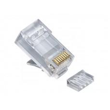 D-Link Cat-6 Connector of Full Box (100 Unit Per Box)