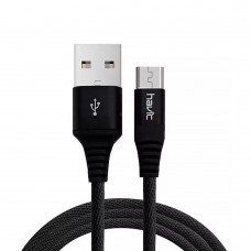HAVIT H61 Micro USB Data & Charging Cable for Android (1.2M)