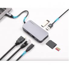 Micropack MDC-7 Hero Multi USB Type C Adapter