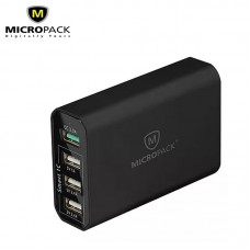 MicroPack MUC-FF0 Q3 Multi USB Charger