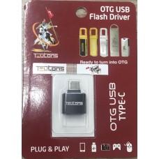 Teutons Converter OTG USB Flash Driver