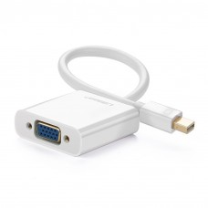 UGREEN Mini DP to VGA Converter White