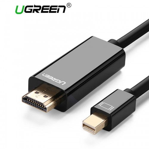 UGREEN Mini dp male to hdmi cable black / 2M