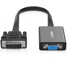 Ugreen DVI-D Male to VGA Active Female Converter Black