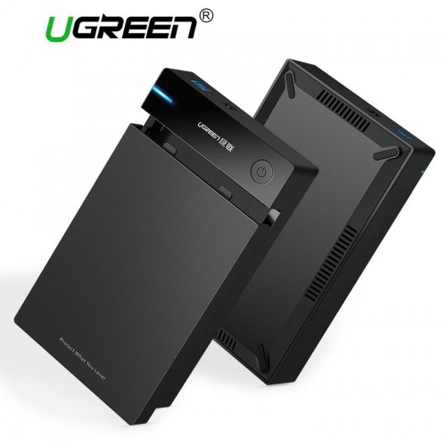 Ugreen 30849 USB 3.0 3.5 Inch Hard Disk Enclosure