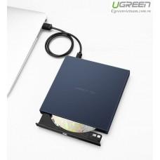 UGreen 40576 USB 2.0 Slim Portable DVD Writer