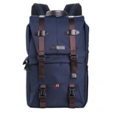K&F Concept KF13.087 Multifunctional Waterproof Large Camera Backpack Blue