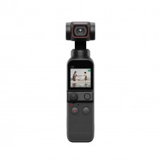 DJI Osmo Pocket 2 OT-210 Cmos Sensor 4MP  Handheld 4K Action Camera Black