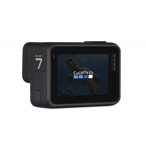 GoPro HERO7 Black 12MP Waterproof Digital 4K Action Camera