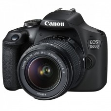 Canon EOS 1500D 24.1MP DSLR Camera with 18-55MM IS II Lens