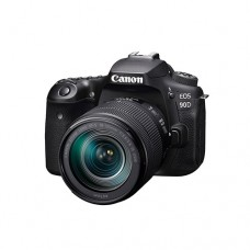 Canon EOS 90D 32MP DSLR Camera with EF-S 18-135mm IS USM Lens