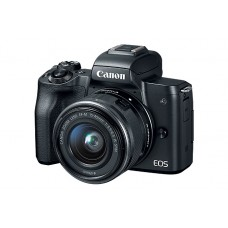 Canon EOS M50 DSLR Camera with 15-45 Lens
