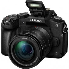 Panasonic Lumix G85 16MP 4K Wi-Fi Bluetooth Mirrorless Camera With 12-60mm Lens