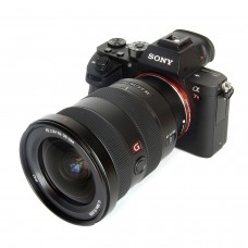 Sony Alpha a7R III Mirrorless Digital Camera with 16-35mm Zoom Lens