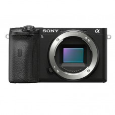Sony Alpha A6600 25.0MP ISO 32000 Mirrorless Digital Camera (Only Body)