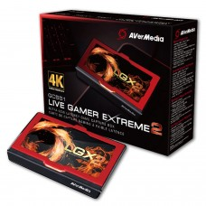 Avermedia GC551 Type C Live Gamer Extreme 2 Full HD Game Capture Card (Black)