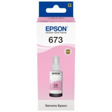 Epson C13T6736 Light Megenta Ink Bottle