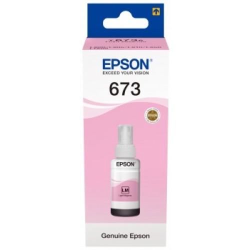 Epson C13-T6736 Light Megenta Ink Bottle